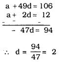 10th Maths Arithmetic Progression Exercise 1.2 KSEEB