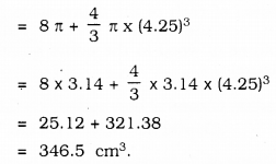 KSEEB SSLC Class 10 Maths Solutions Chapter 15 Surface Areas and Volumes Ex 15.2 Q 8.2