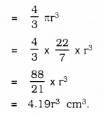 KSEEB SSLC Class 10 Maths Solutions Chapter 15 Surface Areas and Volumes Ex 15.3 Q 2.1