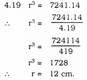 KSEEB SSLC Class 10 Maths Solutions Chapter 15 Surface Areas and Volumes Ex 15.3 Q 2.2