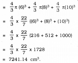KSEEB SSLC Class 10 Maths Solutions Chapter 15 Surface Areas and Volumes Ex 15.3 Q 2