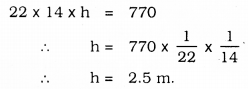 KSEEB SSLC Class 10 Maths Solutions Chapter 15 Surface Areas and Volumes Ex 15.3 Q 3.1