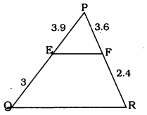 KSEEB Solutions For Class 10 Maths Triangles