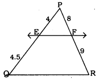 10th Maths Triangles Exercise 2.2 KSEEB Solutions