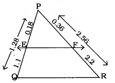 Triangles Class 10 Exercise 2.2 KSEEB Solutions
