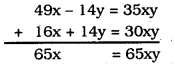 KSEEB SSLC Class 10 Maths Solutions Chapter 3 Pair of Linear Equations in Two Variables Ex 3.6 5
