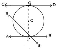 KSEEB SSLC Class 10 Maths Solutions Chapter 4 Circles Ex 4.1 2