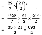 KSEEB SSLC Class 10 Maths Solutions Chapter 5 Areas Related to Circles Ex 5.1 3
