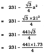 KSEEB SSLC Class 10 Maths Solutions Chapter 5 Areas Related to Circles Ex 5.2 10