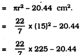 KSEEB SSLC Class 10 Maths Solutions Chapter 5 Areas Related to Circles Ex 5.2 13