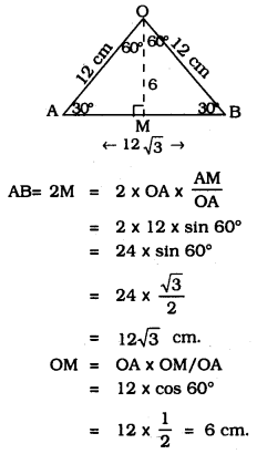 KSEEB SSLC Class 10 Maths Solutions Chapter 5 Areas Related to Circles Ex 5.2 15