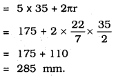 KSEEB SSLC Class 10 Maths Solutions Chapter 5 Areas Related to Circles Ex 5.2 21