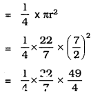 KSEEB SSLC Class 10 Maths Solutions Chapter 5 Areas Related to Circles Ex 5.2 3