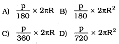 KSEEB SSLC Class 10 Maths Solutions Chapter 5 Areas Related to Circles Ex 5.2 31