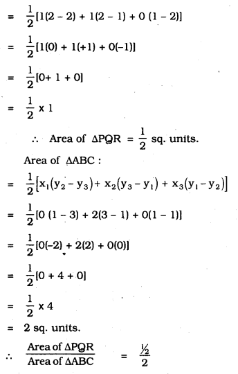 KSEEB SSLC Class 10 Maths Solutions Chapter 7 Coordinate Geometry Ex 7.3 7
