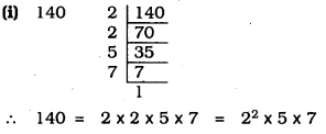 KSEEB SSLC Class 10 Maths Solutions Chapter 8 Real Numbers Ex 8.2 1