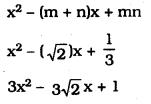 KSEEB SSLC Class 10 Maths Solutions Chapter 9 Polynomials Ex 9.2 8