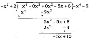 KSEEB SSLC Class 10 Maths Solutions Chapter 9 Polynomials Ex 9.3 3