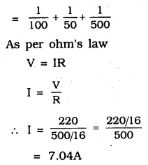 Electricity Notes KSEEB Class 10
