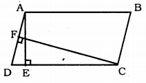 KSEEB Solutions for Class 9 Maths Chapter 11 Areas of Parallelograms and Triangles Ex 11.2 1
