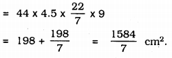 KSEEB Solutions for Class 9 Maths Chapter 13 Surface Area and Volumes Ex 13.2 Q 11