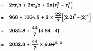 KSEEB Solutions for Class 9 Maths Chapter 13 Surface Area and Volumes Ex 13.2 Q 3.3