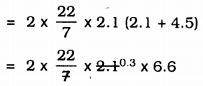KSEEB Solutions for Class 9 Maths Chapter 13 Surface Area and Volumes Ex 13.2 Q 9.1