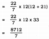KSEEB Solutions for Class 9 Maths Chapter 13 Surface Area and Volumes Ex 13.3 Q 2