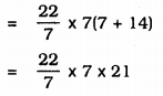 KSEEB Solutions for Class 9 Maths Chapter 13 Surface Area and Volumes Ex 13.3 Q 3.1
