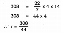 KSEEB Solutions for Class 9 Maths Chapter 13 Surface Area and Volumes Ex 13.3 Q 3