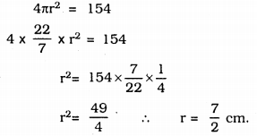 KSEEB Solutions for Class 9 Maths Chapter 13 Surface Area and Volumes Ex 13.4 Q 6