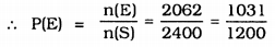 KSEEB Solutions for Class 9 Maths Chapter 15 Probability Ex 15.1 Q 5.4