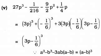 KSEEB Solutions For Class 9th Maths Polynomials
