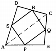KSEEB Solutions for Class 9 Maths Chapter 7 Quadrilaterals Ex 7.2 1
