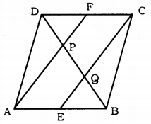 KSEEB Solutions for Class 9 Maths Chapter 7 Quadrilaterals Ex 7.2 5