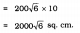 KSEEB Solutions for Class 9 Maths Chapter 8 Heron's Formula Ex 8.2 20