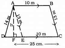 KSEEB Solutions for Class 9 Maths Chapter 8 Heron's Formula Ex 8.2 26