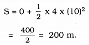 KSEEB Solutions Science Class 9 Motion