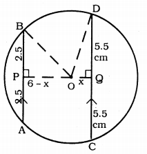 KSSEB Solutions for Class 9 Maths Chapter 12 Circles Ex 12.6 2