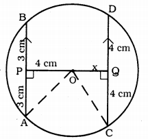 KSSEB Solutions for Class 9 Maths Chapter 12 Circles Ex 12.6 3