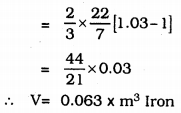 KSSEB Solutions for Class 9 Maths Chapter 13 Surface Areas and Volumes Ex 13.8 9