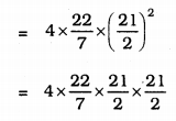 KSSEB Solutions for Class 9 Maths Chapter 13 Surface Areas and Volumes Ex 13.9 3