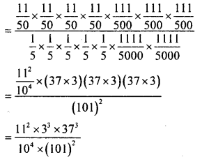 KSEEB Solutions for Class 8 Maths Chapter 10 Exponents Ex. 10.5 3
