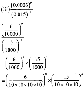 KSEEB Solutions for Class 8 Maths Chapter 10 Exponents Ex. 10.6 3