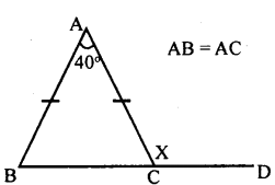KSEEB Solutions for Class 8 Maths Chapter 11 Congruency of Triangles Ex. 11.3 1