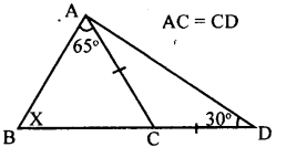 KSEEB Solutions for Class 8 Maths Chapter 11 Congruency of Triangles Ex. 11.3 2