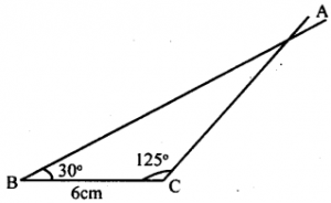 KSEEB Solutions for Class 8 Maths Chapter 12 Construction of Triangles Ex. 12.3 4