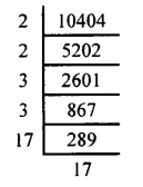 KSEEB Solutions for Class 8 Maths Chapter 5 Squares, Square Roots, Cubes, Cube Roots Ex 5.4 3
