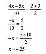 KSEEB Solutions for Class 8 Maths Chapter 8 Linear Equations in One Variable Ex. 8.1 6