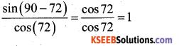 Karnataka SSLC Maths Model Question Paper 1 with Answers - 1